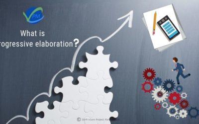 What is progressive elaboration?