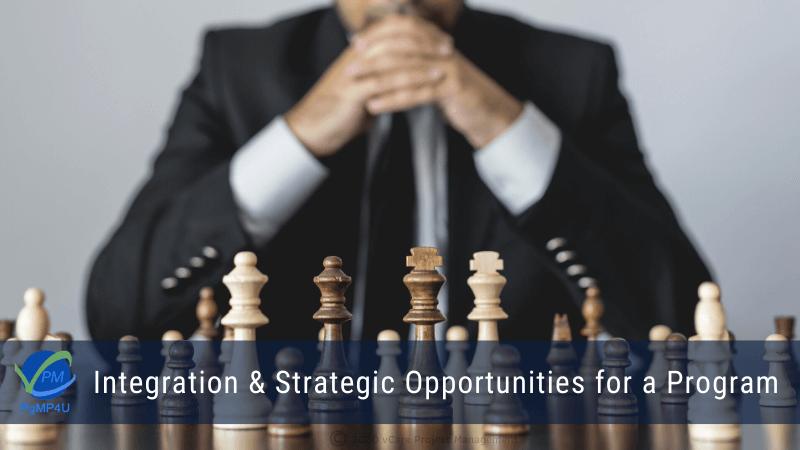 Integration & Strategic Opportunities for a Program