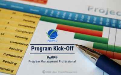 Program Kick-Off