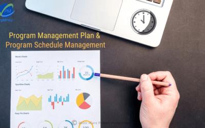 Program management plan and Program Schedule Management